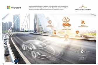 L'Alliance Intelligent Cloud pour rouler mieux et plus vite au niveau mondial