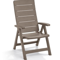 Reclining Garden Chairs Homebase For Round Table Plastic Inspiration