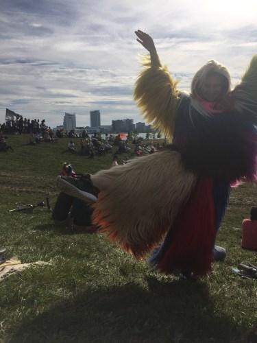 Nick Cave Costume Heard Herd
