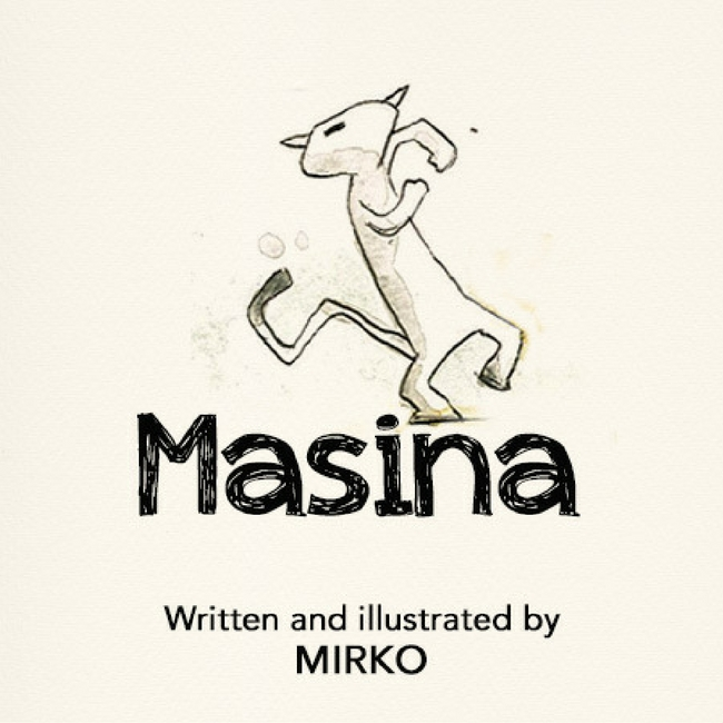 Allied Artists-illustration agency-masina cover
