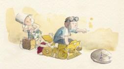 Allied Artists-illustration agency