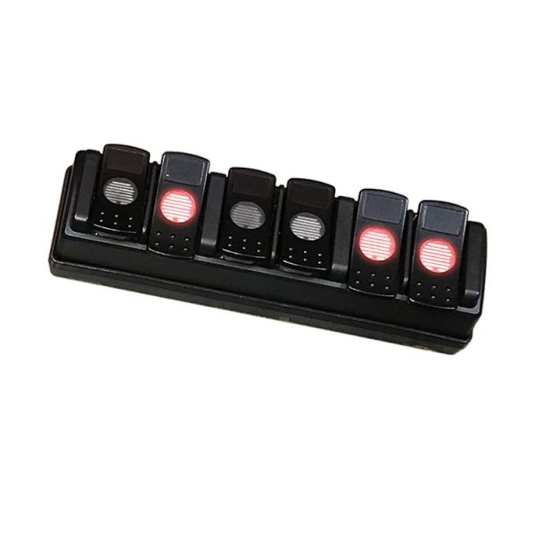 Trigger 6 Shooter Wireless Accessory Control System Remote