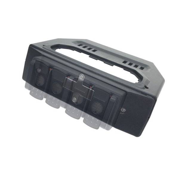 Trigger 4 Plus RF Remote Mount Overhead for Jeep Wrangler JL and Gladiator JT - 02