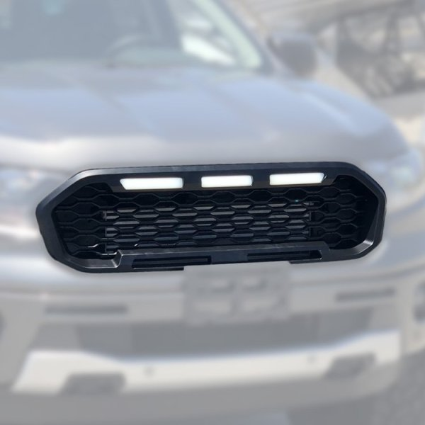 48002000 Ford Ranger Replacement Grill Installed 01