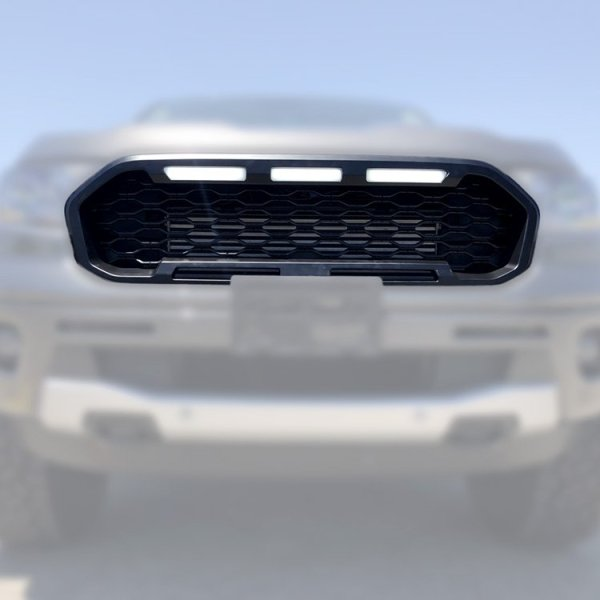 48002000 Ford Ranger Replacement Grill Installed 02