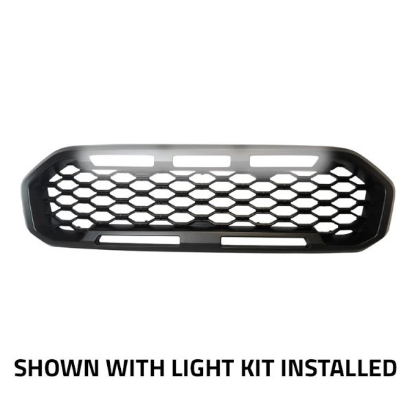 48002000 Ford Ranger Replacement Grill with LED Lights