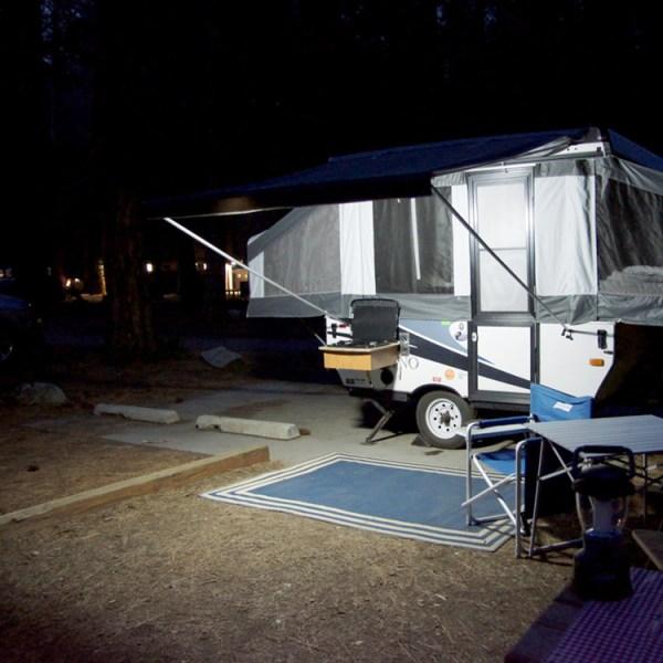Brite-Saber Illuminator LED Lamp Camping 01