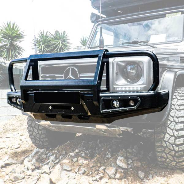 48002402 AFN Mercedes G-Class Front Bumper Ghost :: Allied Expedition