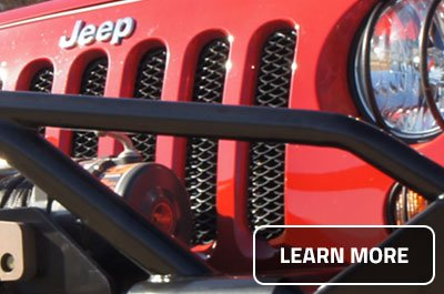 Jeep JK Custom Replacement Grille inserts