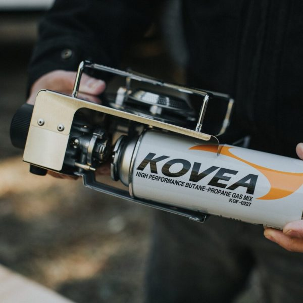 Kovea Cube Gas Stove 07 Allied Expedition