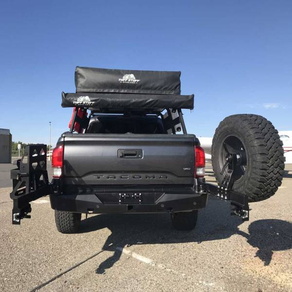 Tacoma AFN Rear Bumper 02 | 48002599 | Allied Expedition
