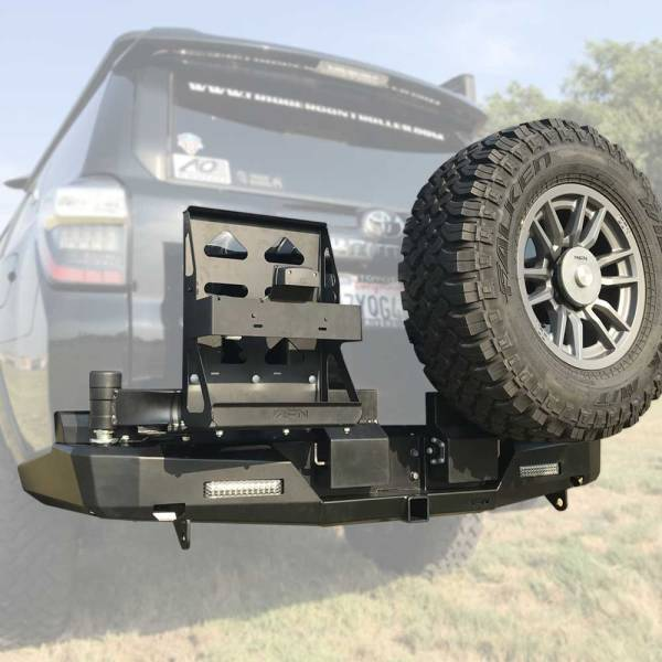 48002651 AFN Bumper 4Runner Rear 01 blur | Allied Expedition