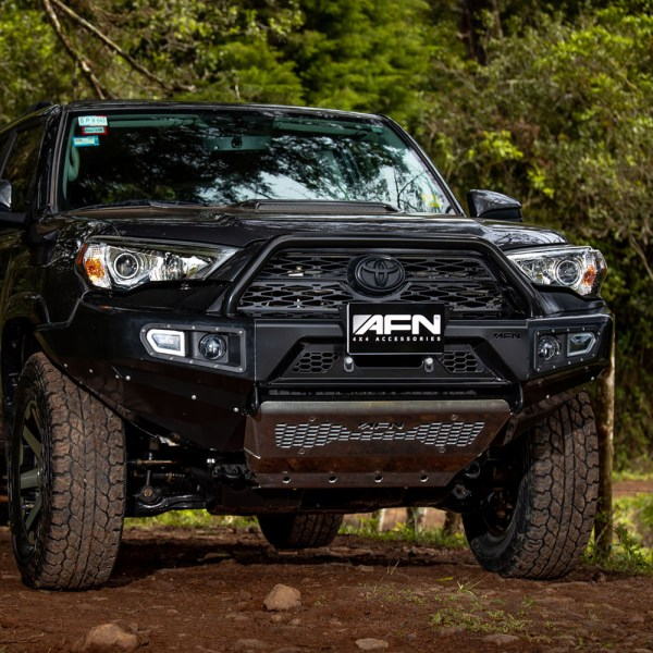 Toyota 4Runner AFN Front Bumper 02 :: Allied Expedition