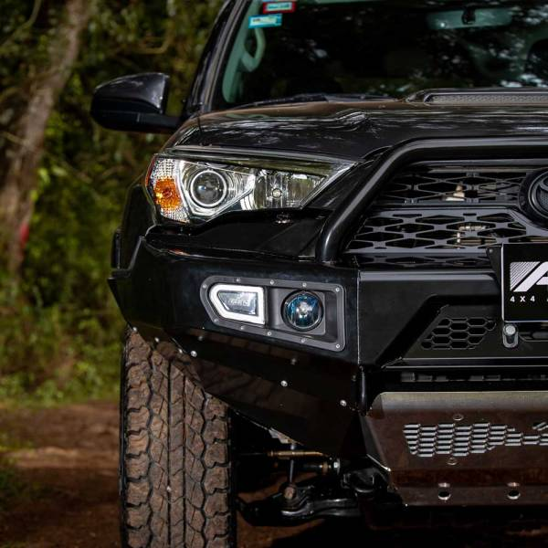 Toyota 4Runner AFN Front Bumper 03 :: Allied Expedition