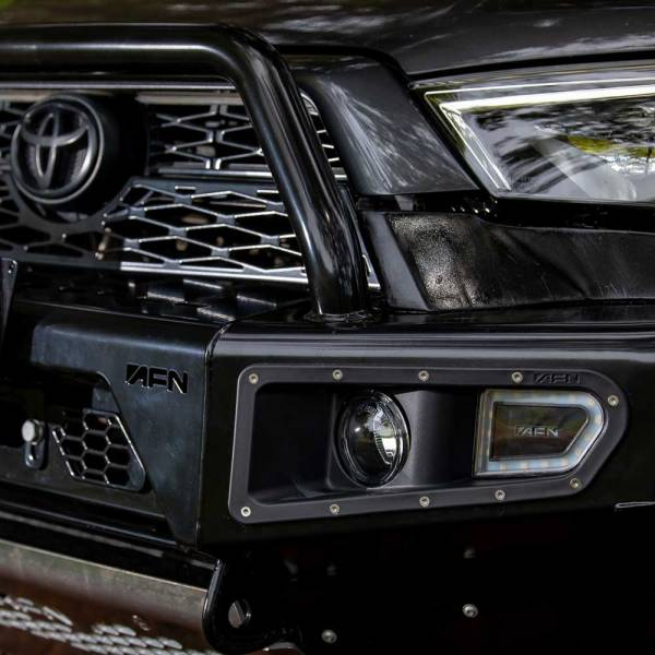 Toyota 4Runner AFN Front Bumper 04 :: Allied Expedition