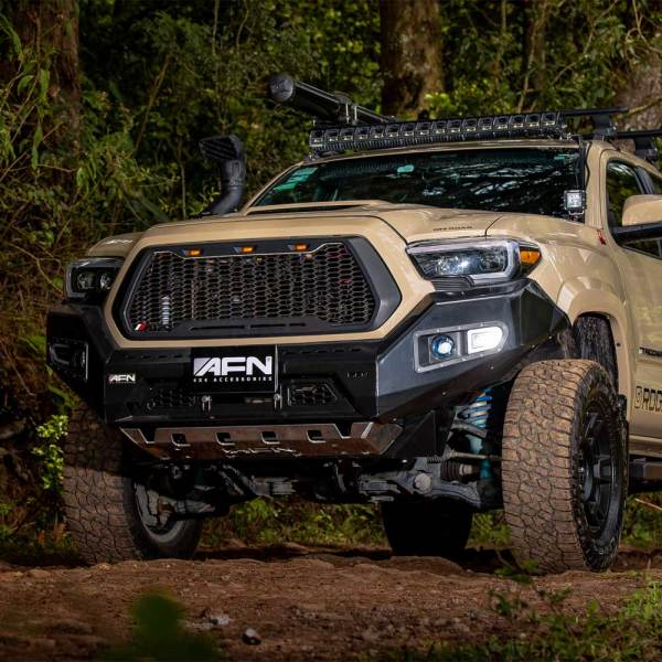Tacoma AFN Front Bumper 03 :: Allied Expedition
