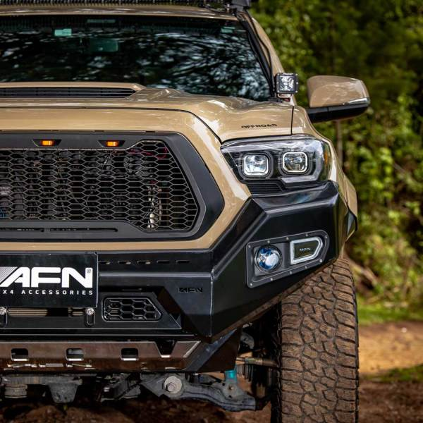 Tacoma AFN Front Bumper 04 :: Allied Expedition