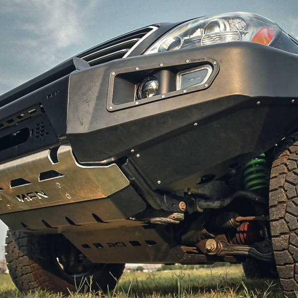 GX 470 AFN Front Bumper 06 :: 48002405 :: Allied Expedition