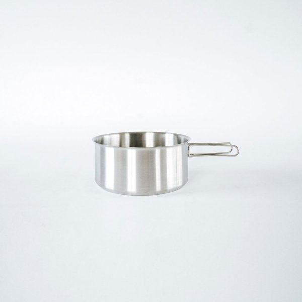 Kovea Mini Stainless Cookware | Pot | Allied Expedition