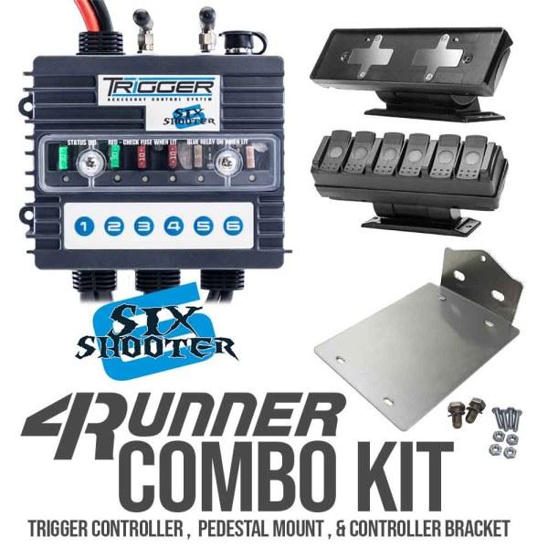 3001RUN-6Shooter_4Runner_Combo_Kit_Template