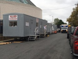 Learn how your small business can benefit from a mobile office trailer.