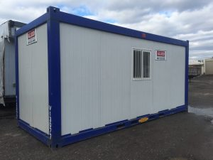 Office Trailers for COVID-19 Relief