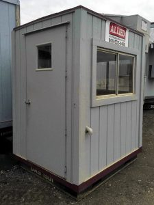 Learn why your business needs a security guard booth.