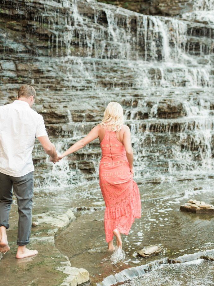 Albion-Water-Falls-Hamilton-Engagement-Photography-1