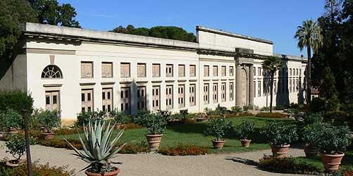 Limonaia Villa Medice di Poggio a Caiano