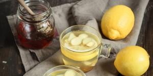 detox limonade met citroen