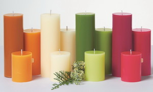 Aroma fragrance Candle