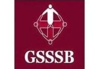 GSSSB Inspector Answer Key