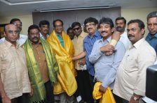 With actor Vadivelu