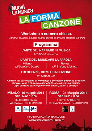 "Workshop ""La Forma Canzone""_b"