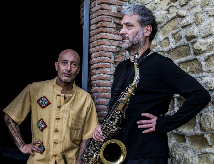 Ciccio Merolla & Riccardo Veno_ foto di Gaetano Massa_1_b