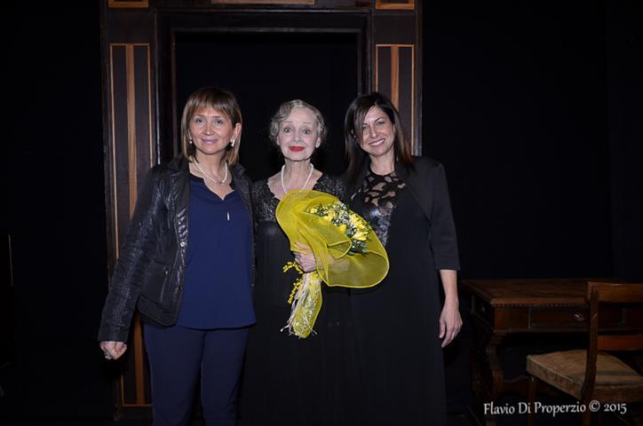 Festa della Donna al Teatro Ghione © Flavio Di Properzio 2015