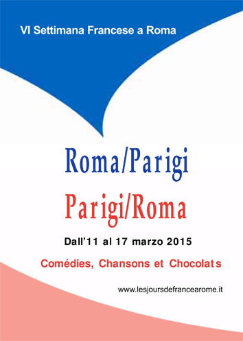 Roma/Parigi Parigi/Roma