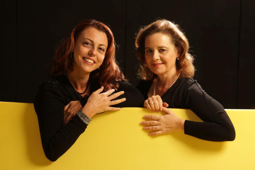 Valentina Coladonato e Luisa Prayer