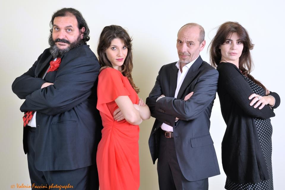 Coniugi Nino Manfredi