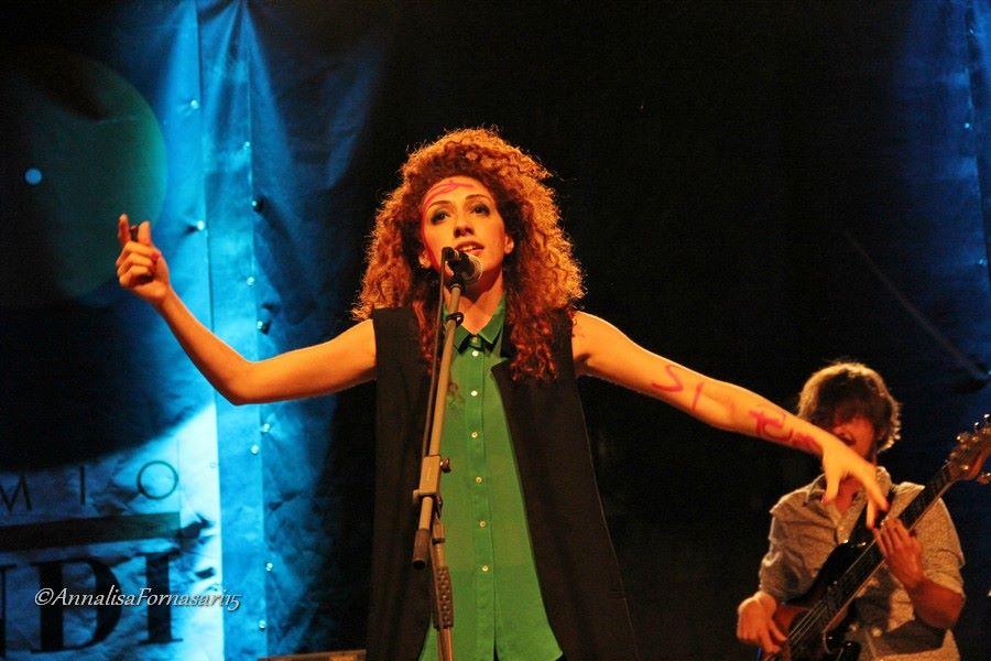 Gabriella Martinelli - foto di Annalisa Fornasari