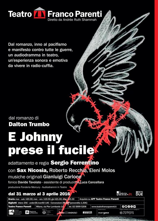 Locandina Johnny Parenti
