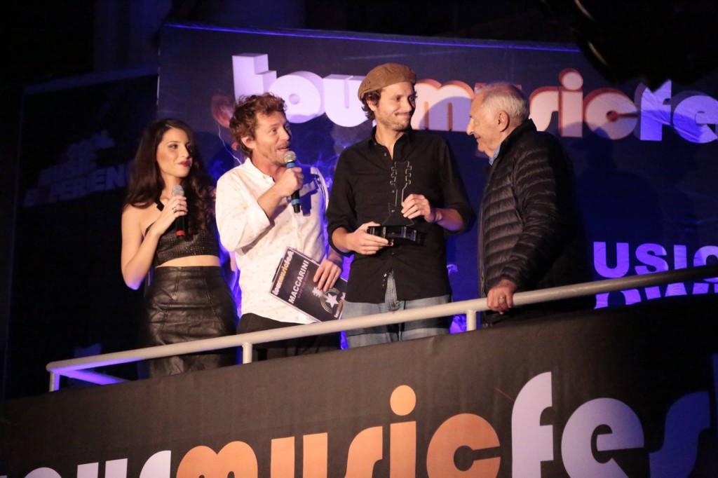 Mogol Tour Music Fest, Marco Maccarini VJ, Micaela Foti(1)