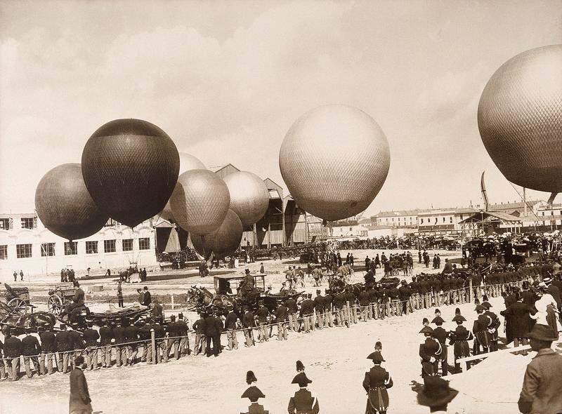 Palloni Ad Aria Calda.Aprile All Insegna Dell Au Ballon Con Il Festival Del Volo Dall 1