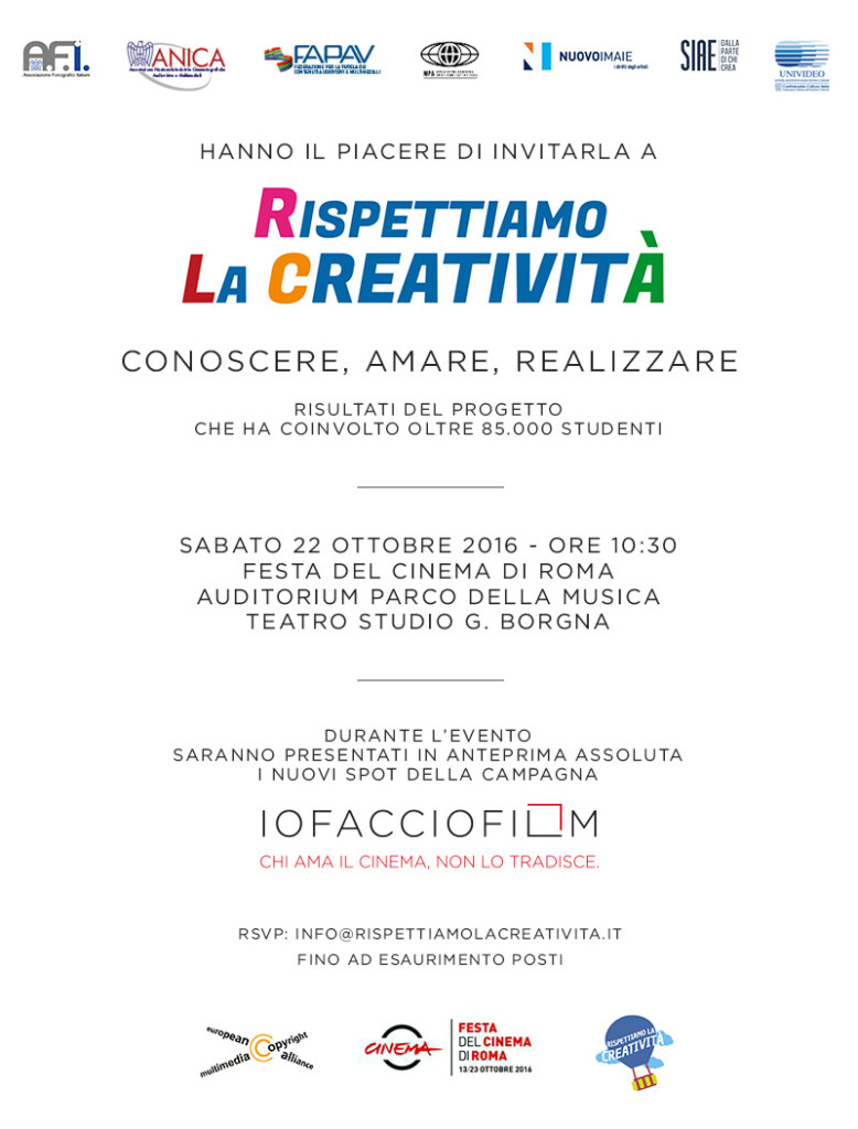SAVE THE DATE_22 OTTOBRE 2016_10.30