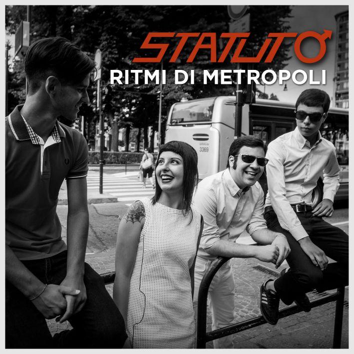 STATUTO_Cover singolo Ritmi di Metropoli_b