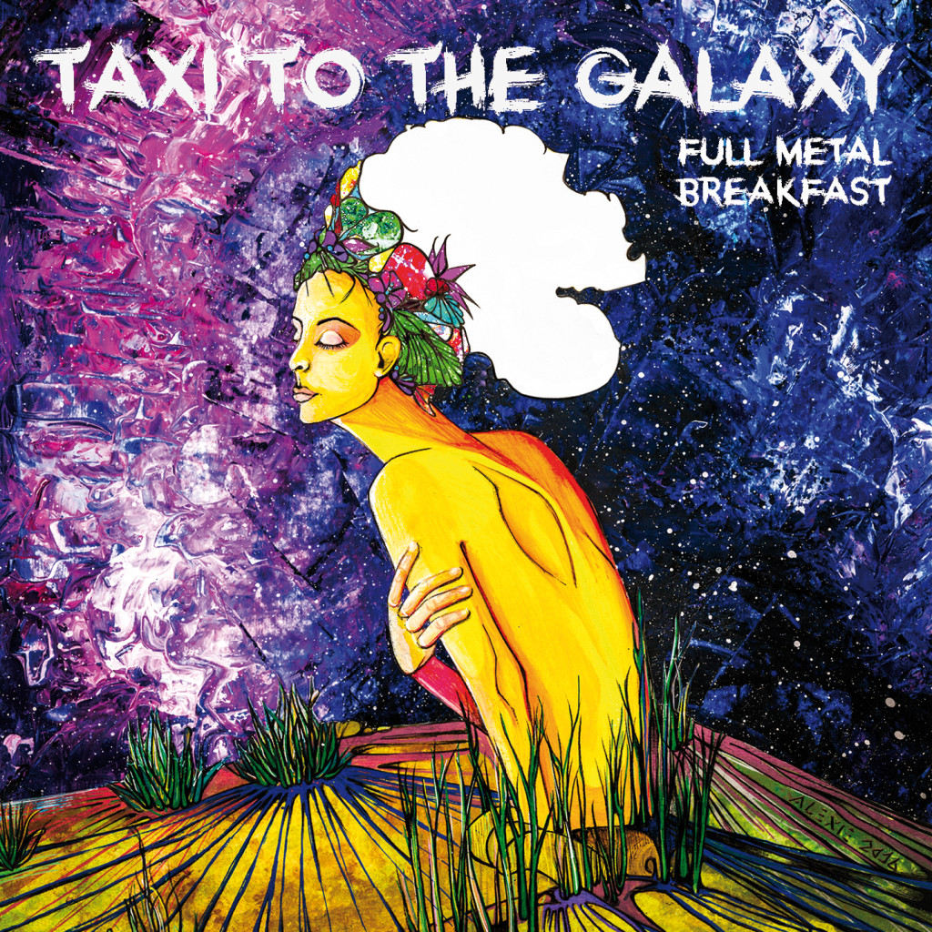 Cover - Taxy To The Galaxy - Full Metal Breakfast -EXE
