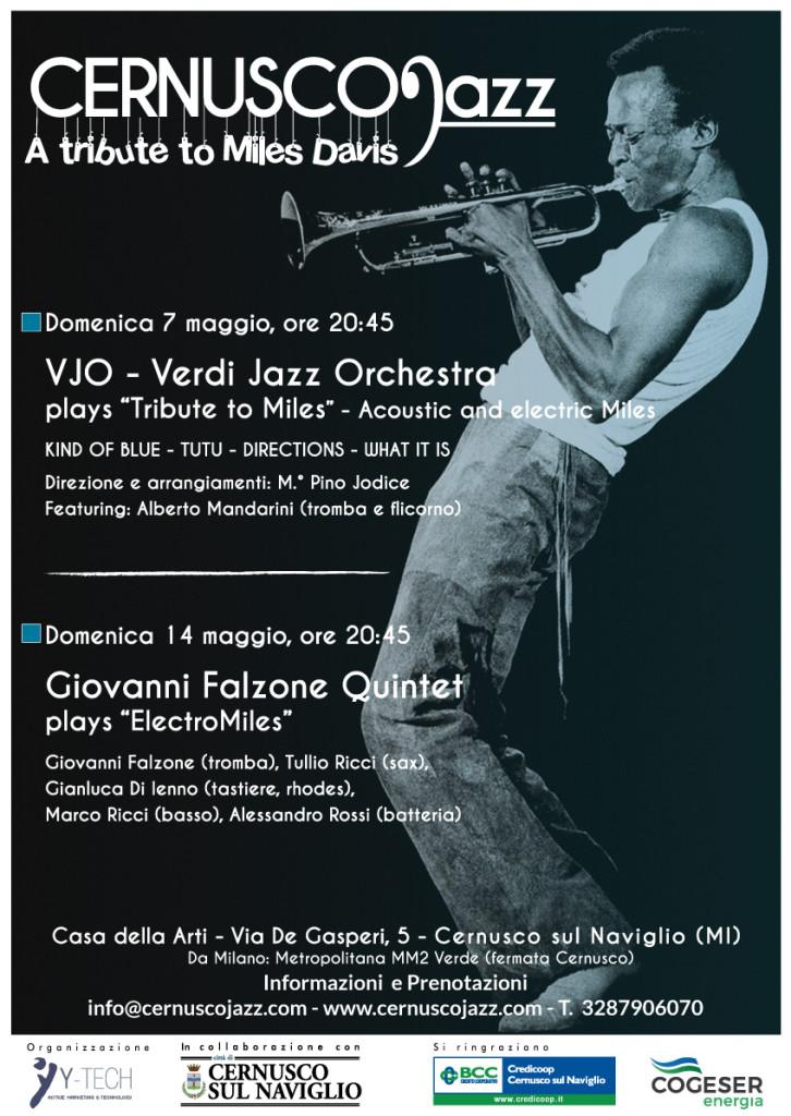 locandina Cernusco Jazz 2017