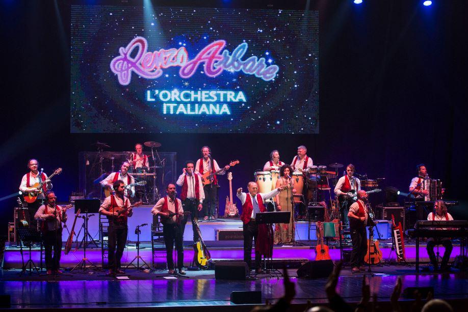 Renzo Arbore L'Orchestra Italiana_orizzontale