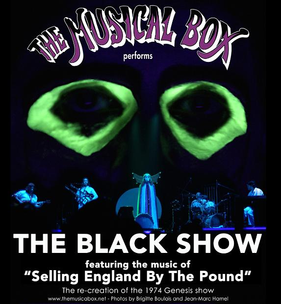 THE MUSICAL BOX_The Black Show_