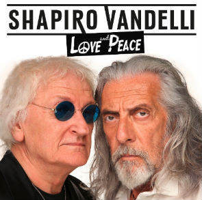 Love and Peace_Shapiro Vandelli_cover